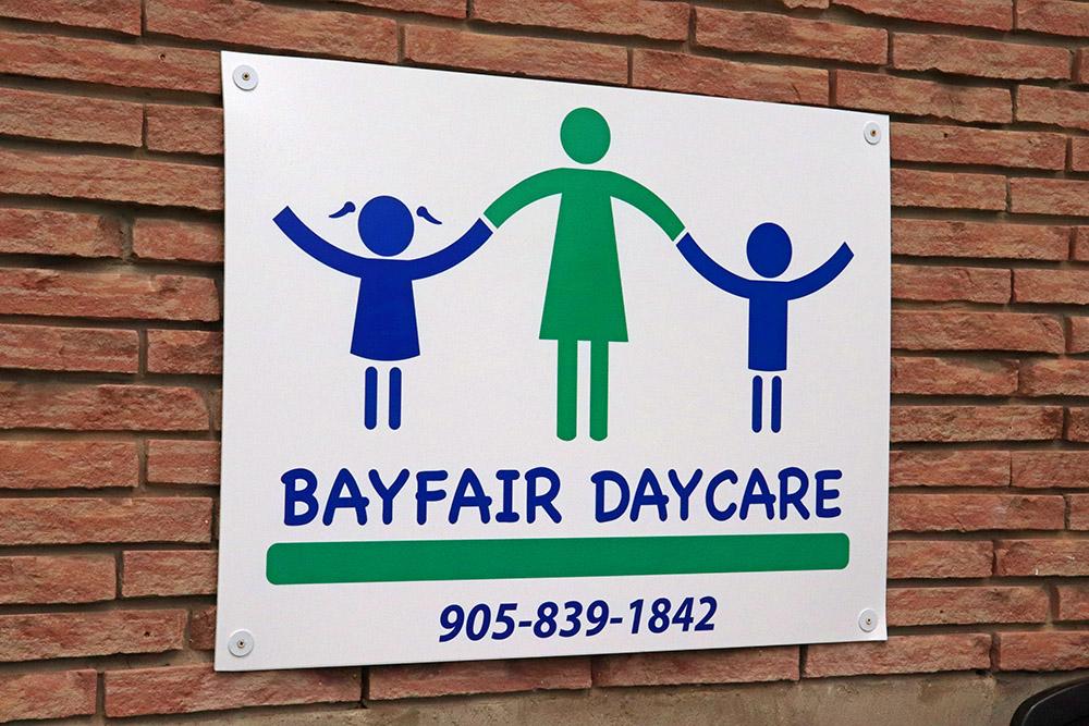 bayfair-daycare-sign